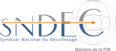 Logo Syndicat National Du Décolletage - Footer